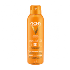 VICHY Ideal soleil brume hydratante invisible spf 30 200ml