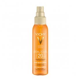 VICHY Ideal soleil huile sèche spf 20 125ml