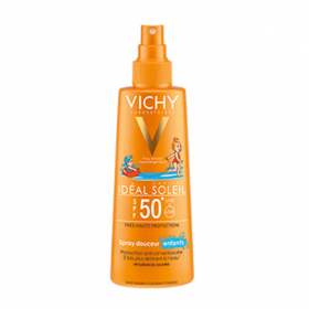 VICHY Ideal soleil spray douceur enfant spf 50+ 200ml