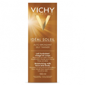 VICHY Vichy ideal soleil autobronzant lait hydratant 100ml