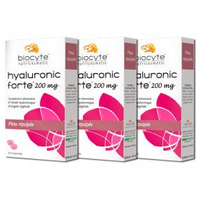 BIOCYTE Hyaluronic forte peau repulpée 3x30comprimés