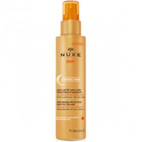 NUXE Sun huile capillaire lactée protectrice 100ml