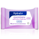 HYDRALIN Quotidien 10 lingettes
