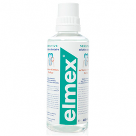 ELMEX Sensitive solution dentaire 400ml