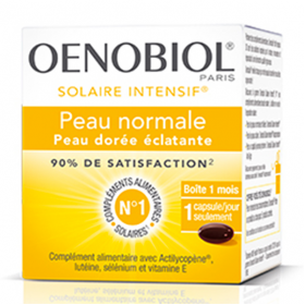 Solaire intensif peaux normales 30 capsules