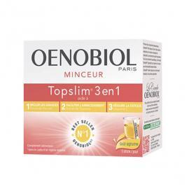 OENOBIOL Topslim 3en1 14 sachets goût agrume