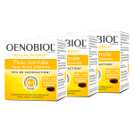 OENOBIOL Solaire intensif peaux normales 30 capsules lot x3