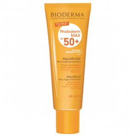 BIODERMA Photoderm max aquafluide spf 50+ 40ml