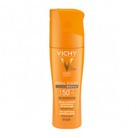 VICHY Ideal soleil spray bronze spf 50+ 200ml
