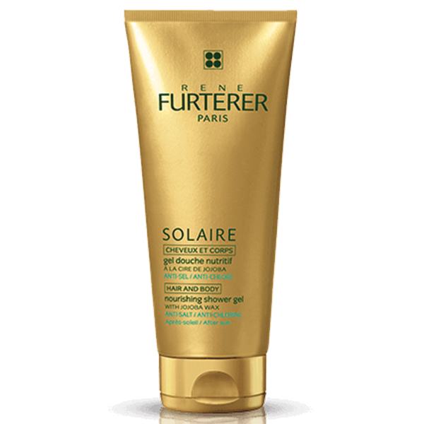 furterer solaire gel douche cheveux et corps 200ml parapharmacie pharmarket. Black Bedroom Furniture Sets. Home Design Ideas