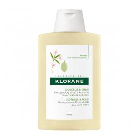 KLORANE Amande shampooing volumateur 400ml