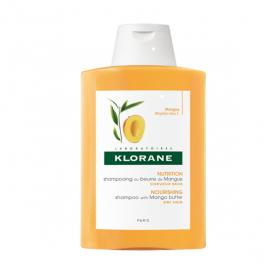 KLORANE Mangue shampooing traitant nutritif 400ml