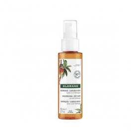 KLORANE Mangue huile nutritive et protection UV 125ml