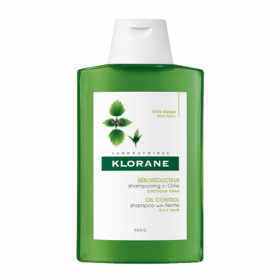 KLORANE Ortie shampooing séborégulateur 400ml