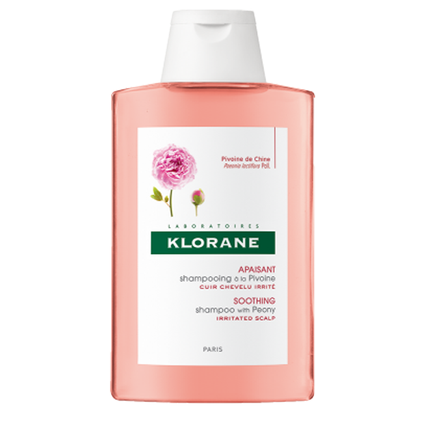 klorane pivoine shampooing apaisant 400ml parapharmacie pharmarket. Black Bedroom Furniture Sets. Home Design Ideas