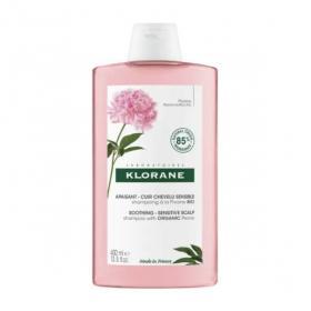 KLORANE Pivoine shampooing apaisant 400ml
