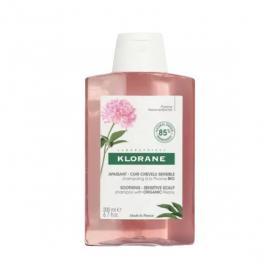 KLORANE Pivoine shampooing apaisant 200ml