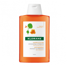 KLORANE Capucine shampooing pellicules sèches 200ml