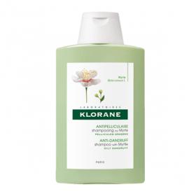 KLORANE Myrte shampooing pellicules grasses 200ml