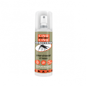 CINQ SUR CINQ Spray vêtement et tissus 100ml