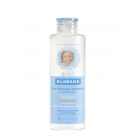 KLORANE Bébé eau nettoyante micellaire  500ml