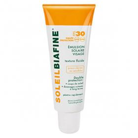 BIAFINE Soleil émulsion visage spf30 50ml
