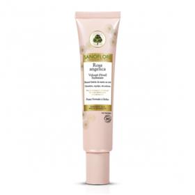 SANOFLORE Rosa magnifica velouté d'éveil hydratant peaux normales à sèches 40ml