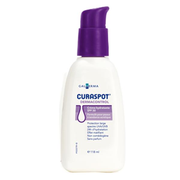 CURASPOT Crème hydratante spf 30 118ml - Parapharmacie