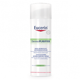 EUCERIN Dermo purifyer hydratant accompagnateur 50ml