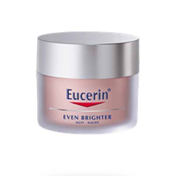 eucerin even brighter soin de nuit 50ml parapharmacie. Black Bedroom Furniture Sets. Home Design Ideas