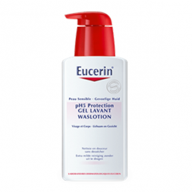 EUCERIN Ph5 gel lavant 400ml