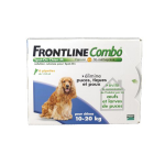 FRONTLINE Combo chiens 10-20kg 6 pipettes