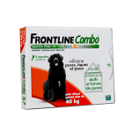 FRONTLINE Combo chiens +40kg 3 pipettes