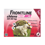 FRONTLINE Tri-act chiens 40-60 kg 3 pipettes