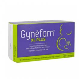 Gynefam xl plus 90 comprimés
