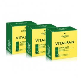 FURTERER Vitalfan anti-chute progressive lot 3x30 capsules