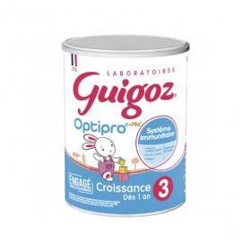GUIGOZ Croissance 3ème âge 800g