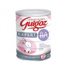 GUIGOZ Expert ha 2ème âge 800g