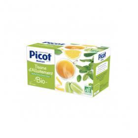 PICOT Maman tisane d'allaitement tilleul citron 20 sachets