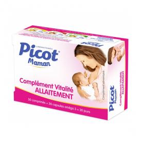 Maman complément vitalité allaitement 30 jours