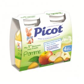 PICOT Ma 1ère boisson aux fruits pomme 2x130ml
