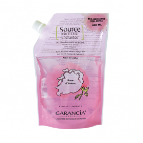 Source micellaire enchantée rose recharge 400ml