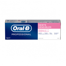 Professional dents sensibles 75ml