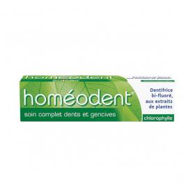 BOIRON Homeodent soin complet dents et gencives chlorophylle 75ml
