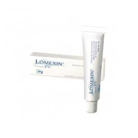EFFIK Lomexin 2% crème 15g