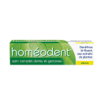 BOIRON Homeodent soin complet dents et gencives citron 75ml