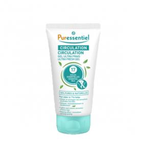 PURESSENTIEL Circulation gel ultra-frais 125ml