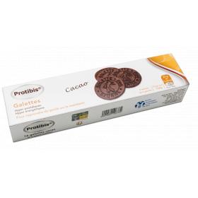 PROTIBIS 16 galettes en sachets fraîcheur cacao