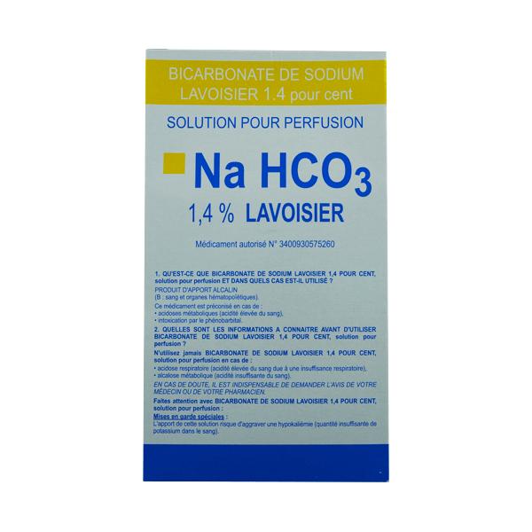 Lavoisier bicarbonate de sodium 1 4 solution pour - Bicarbonate de sodium cuisine ...
