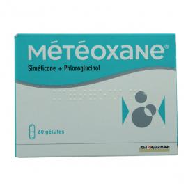 ALFA WASSERMANN Meteoxane 60 gélules